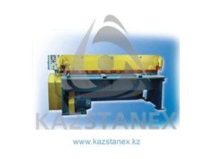 Механические гильотинные ножницы НГ-6,3