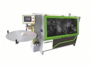 Автоматический кромкооблицовочный станок «WoodTec Compact»