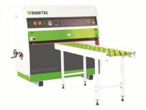 Пресс роликовый проходного типа WoodTec мод. «RP-1500»