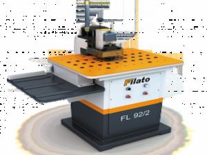 Станок для снятия свесов Filato FL - 92/2