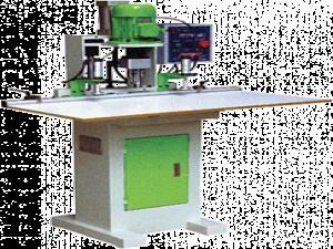 Сверлильно-монтажный станок для присадки под петли и фурнитуру HD-1