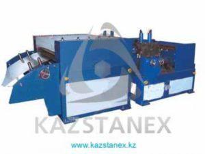 Автоматическая линия для производства прямоугольных воздуховодов AML-II