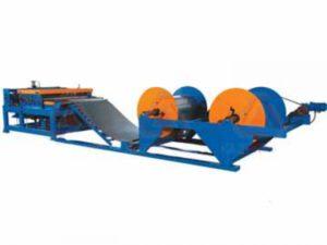 Автоматическая линия для производства прямоугольных воздуховодов llV