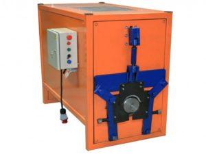 Универсальный автоматический станок для изготовления гофроколена УСГ ПРО (УСГ-В2).