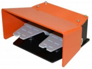 Ножной выключатель ВПН-2 (двухпедальный)