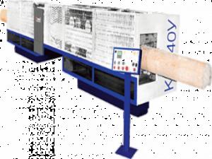 Оцилиндровочный станок проходного типа КТ-200У