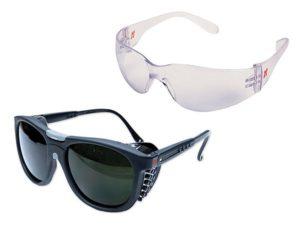 Обычные защитные очки