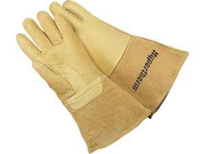 Кожаные рукавицы для резки