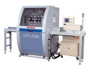 Автоматический торцовочный станок с функцией оптимизации CFS-200A