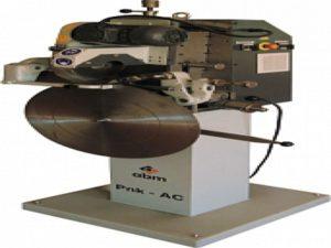 Станок для заточки дисковых пил HSS мод. PNK-AC ABM