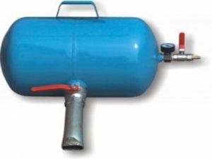 Бустер взрывной накачки BL30
