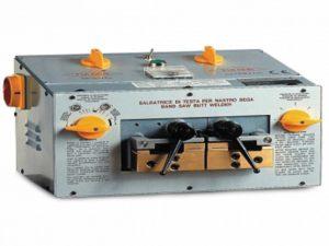 Аппарат для сварки ленточных пил мод. G 10-40 GRIGGIO