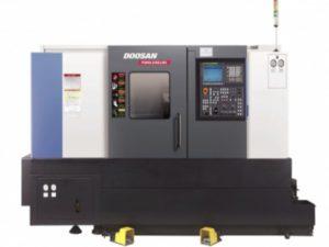 Горизонтальные токарные обрабатывающие центры Серия Puma 2100
