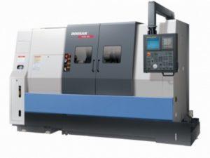 Горизонтальные токарные обрабатывающие центры Серия Puma 400
