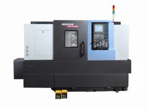 Горизонтальные токарные обрабатывающие центры Серия Puma 2600