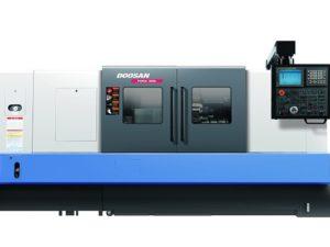Горизонтальные токарные обрабатывающие центры Серия Puma 300