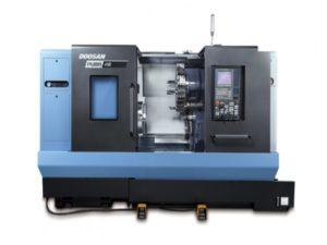 Горизонтальные токарные обрабатывающие центры Серия Puma 4100