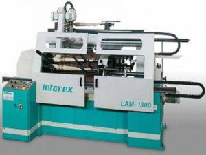 Автоматический токарный станок по дереву LAM-1300