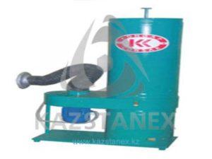 УВП-2000А для очистки от абразива (2000 куб.м/час, 1 воздуховод d=160мм)