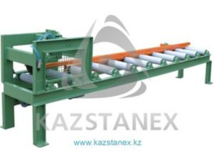 Базирующий рольганг для лесопильного оборудования SB 4000, 5000