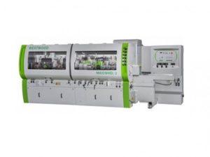 Четырёхстороннний продольно-фрезерный станок WESTWOOD «623HD/J» (с джоинтером, 48 м/мин)