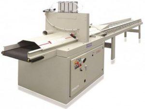 Торцовочный станок для дров (переработка горбыля и отходов) «TRV 1200L 550»