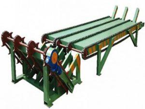 Околостаночная механизация для лесопиления