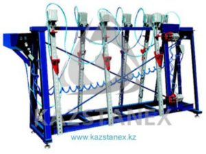 Электрогидравлическая сборочная вайма Лоза (ТИГРУП)