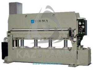 Мембранно-вакуумный пресс PM 17/75, 24/90, 23/75 (ORMA)