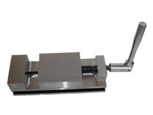 Тиски станочные неповоротные с ручным приводом 7200-0203-02/7200-0205-02