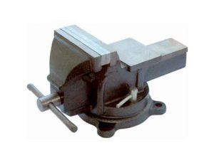 Тиски слесарные поворотные ширина губок 150