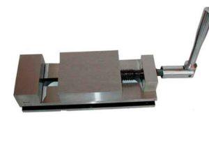 Тиски станочные неповоротные с ручным приводом 7200-0203-02