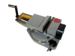 Тиски станочные пневматические с гидравлическим усилением поворотные 7201-0009-02