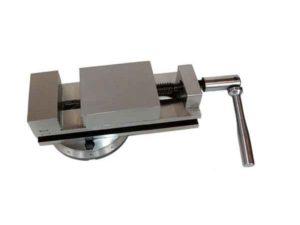 Тиски станочные поворотные с ручным приводом 7200-0204-02