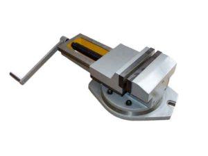 Тиски станочные поворотные с ручным приводом 7200-0210-02