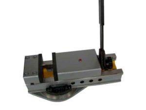 Тиски станочные поворотные с ручным приводом 7200-0210-05