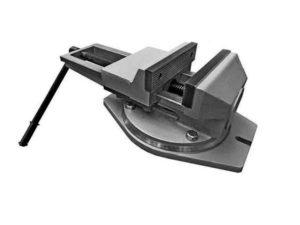 Тиски станочные поворотные с ручным приводом 7200-0220-04