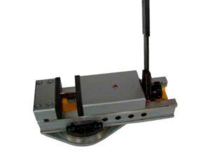 Тиски станочные поворотные с ручным приводом 7200-0220-05